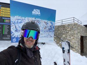 Alta Badia Sign