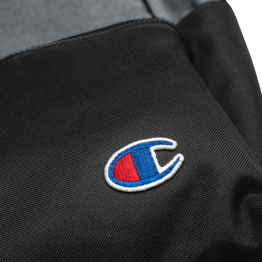 Rowdy Outdoor Logo - Champion Backpack