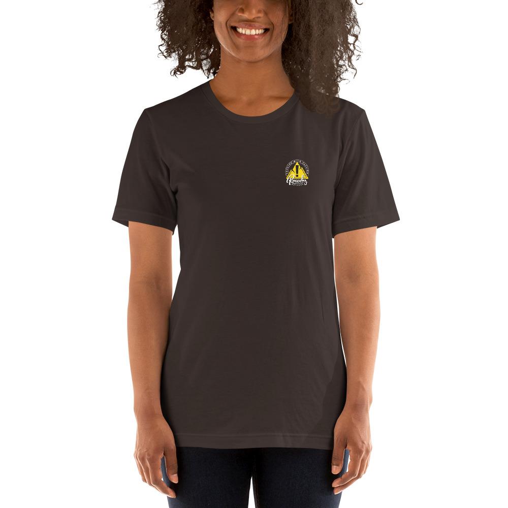 Difficult Paths Mountain T-Shirt - Rowdy Outdoor Women - Brown