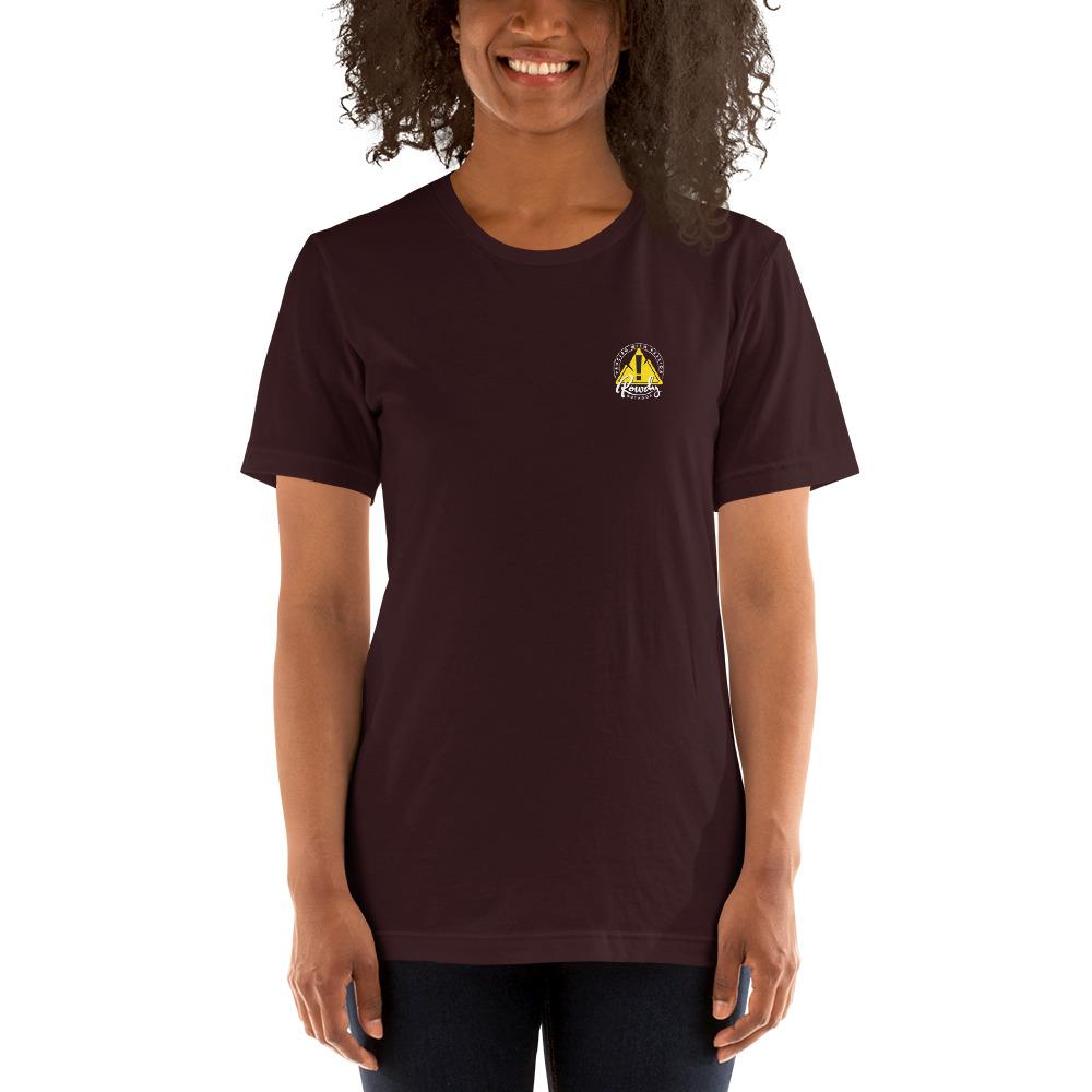 Difficult Paths Mountain T-Shirt - Rowdy Outdoor Women - Black